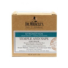 Dr. Miracle's Temple And Nape Gro Balm, 113g