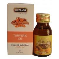 Hemani Turmeric Oil, 100% Natural & Cold Pressed, 30ml
