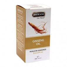 Hemani Ginseng Oil, 100% Cold Pressed, 30ml