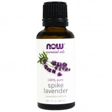 Now Foods, Essential Oils, Spike Lavender, (30 ml)