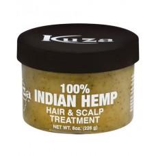 Kuza Hundred Percent Indian Hemp Hair And Scalp Treatment, 226 g