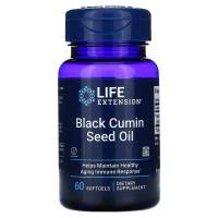 Life Extension, Black Cumin Seed Oil, 60 Softgels