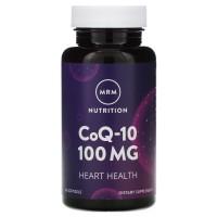 MRM, Nutrition, CoQ-10, 100 mg, 60 Softgels