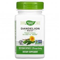Nature's Way, Dandelion Root, 1.575g, 100 Vegan Capsules