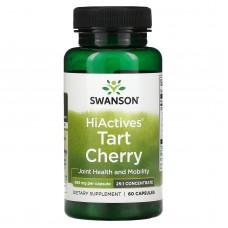Swanson, HiActives Tart Cherry, 465 mg, 60 Capsules