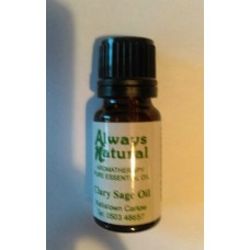 Always Natural, Aromatherapy  pure clary sage oil, 10 ml