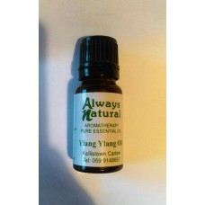 Always Natural, Aromatherapy Pure Ylang Ylang, essential oil, 10 ml