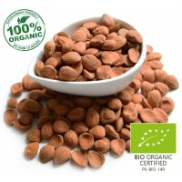 Organic Raw Apricot Kernels Seeds Certified Organic - 200g