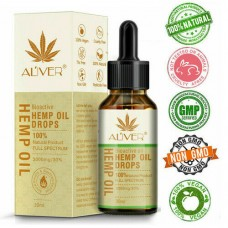 Bioactive,  Certified Organic Hemp oil, Premium 30% Strong Strength Extract Seed Oil, 30Ml