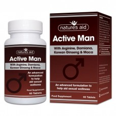 Natures Aid Active Man, 60 Tablets