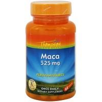 Thompson, Maca, 525 mg, 60 Veggie Capsules