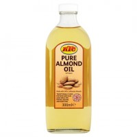 KTC 100% Sweet Almond Oil, (200ml)