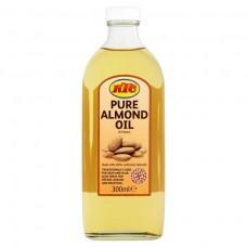 KTC 100% Sweet Almond Oil, (200ml)