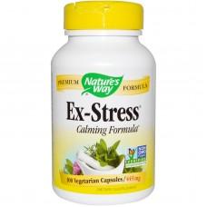 Nature's Way, Ex-Stress, 445 mg, 100 Veggie Caps