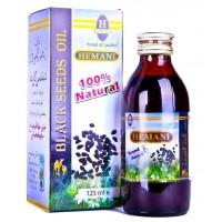 Hemani Black Seed Oil, Cumin Nigella Sativa Oil, 100% Organic Pure Cold press, 125ml