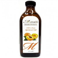 Mamado 100 percent pure Apricot Oil, 150ml