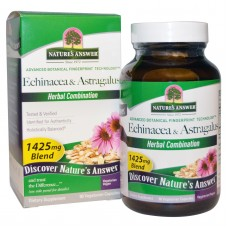 Nature's Answer, Echinacea & Astragalus, 1425 mg, 90 Veggie Caps