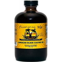 SUNNY ISLE, JAMAICAN BLACK CASTOR OIL, ORIGINAL, 236ML, 8OZ
