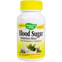 Nature's Way, Blood Sugar, 90 Veggie Caps