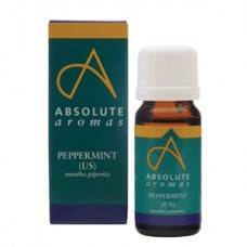 Absolute Aromas Peppermint Essential oil, 10ml