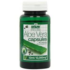 Optima Health, Aloe Pura, Aloe Vera, Double Strength, ( 90 Capsules)
