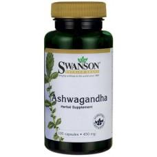 Swanson, Ashwagandha, 450 mg, 100 caps
